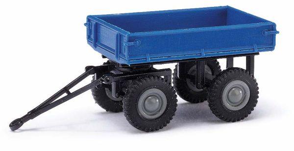 MH: Anhänger/E-Karre, Blau/Graue Felgen