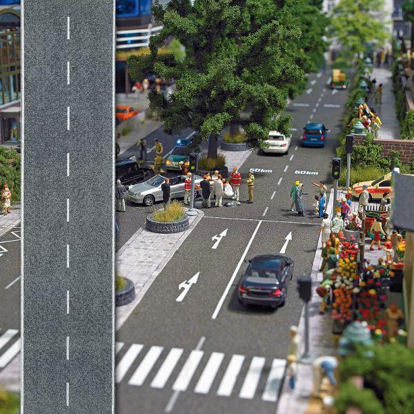 Betonstraße
