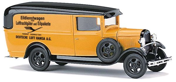 Ford Model AA, Deutsche Luft Hansa AG
