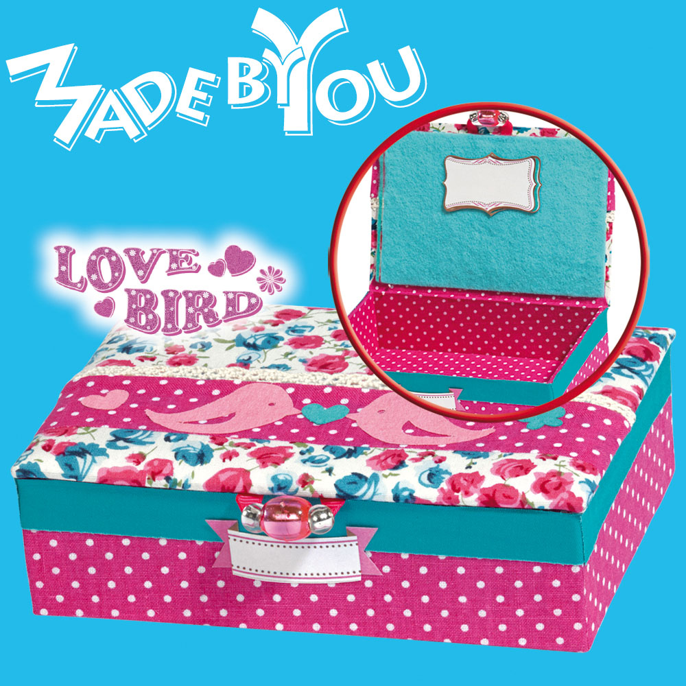 schmuckbox love bird selbst gestalten bastelartikel made by you bastelartikel katalog. Black Bedroom Furniture Sets. Home Design Ideas