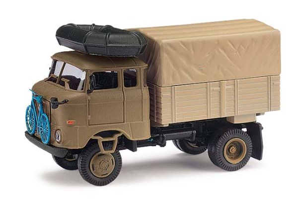 ESPEWE: IFA W50 LA Expedition Mexiko