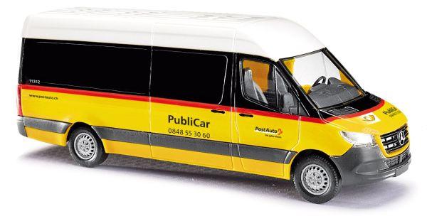 Mercedes-Benz Sprinter, Postbus Schweiz