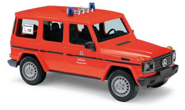 Mercedes-G 90, Feuerwehr Berlin