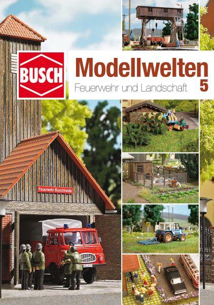 Bastelheft »Modellwelten 5«