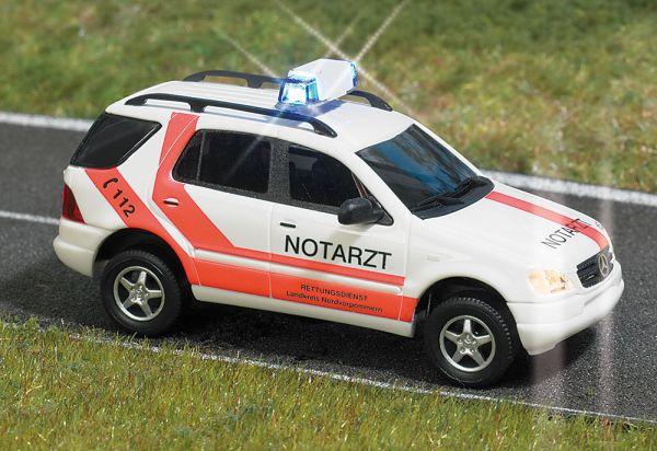 Notarzt Mercedes M-Klasse
