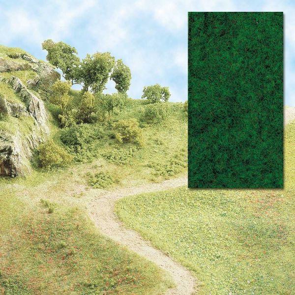 Grasflocken, dunkelgrün