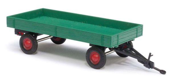 Landwirtschaftlicher Anhänger, Grün