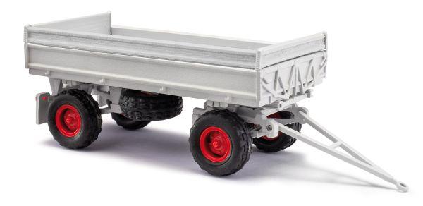 IFA HW60 mit Kipp./Niederd.+Aufsatz,Grau