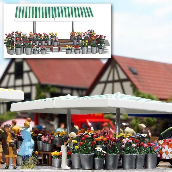 Marktstand »Blumen«