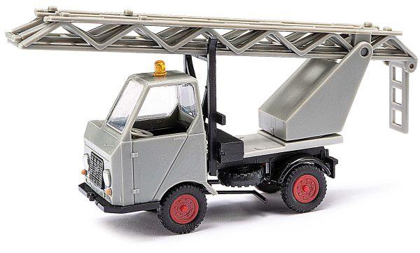 MH: Multicar M22 mit Drehleiter, Grau