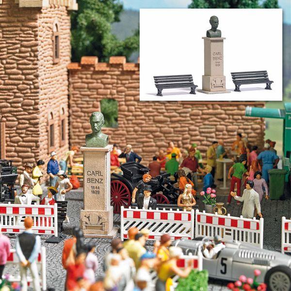 Carl Benz Statue