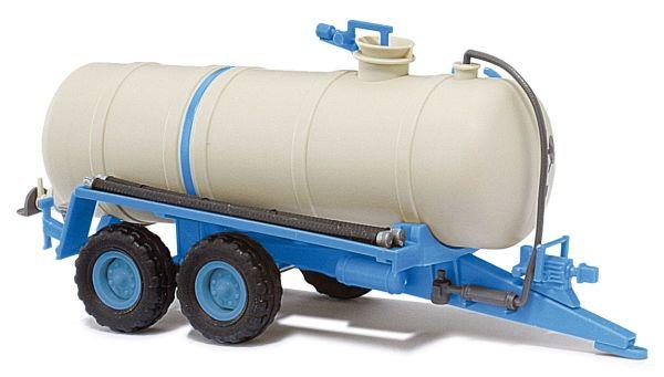 Flüssigmist-Tankanhänger HTS100.27, Blau