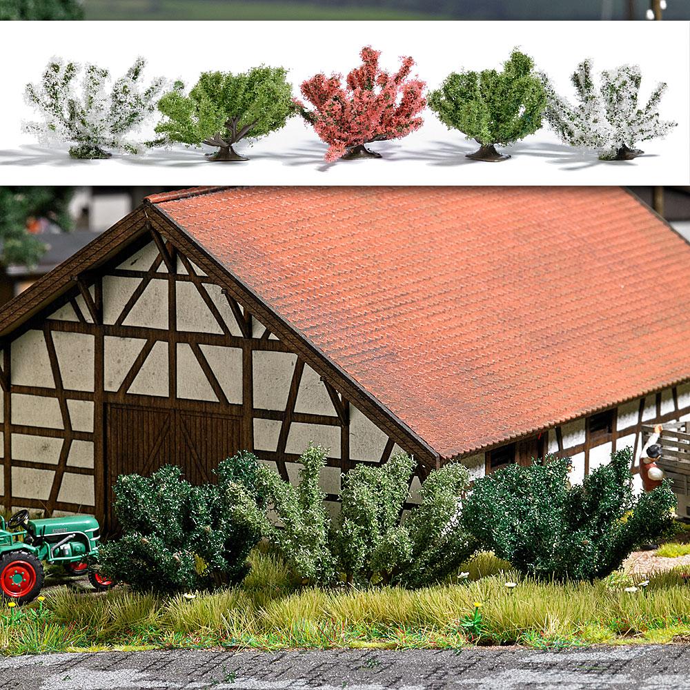 5 fr hlingsb sche b sche moose hecken usw ausgestaltung b ume katalog modellbau. Black Bedroom Furniture Sets. Home Design Ideas