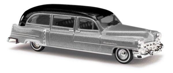 Cadillac'52 Station W.»Metallica«,Silber