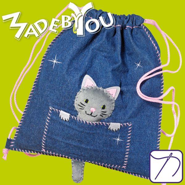 Rucksack »Katze«
