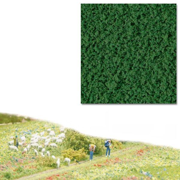 Laubflocken dunkelgrün
