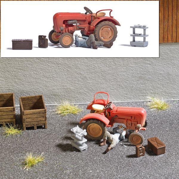 Action-Set: Traktorreparatur