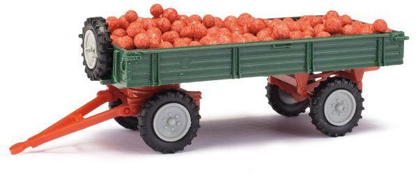 MH: Anhänger T4 mit Äpfeln, Grün