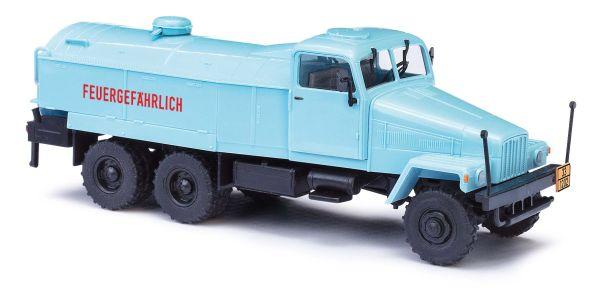 IFA G5´60 Benzintankwagen, Blau