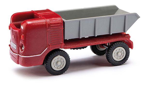 MH: Multicar M21, Muldenk.Rot »Exquisit«