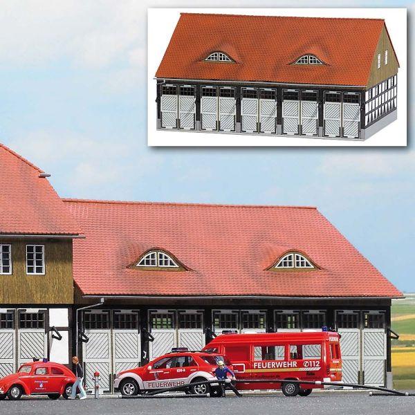Fahrzeughalle Feuerwehr »Schwenningen«