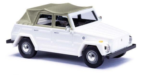 VW 181 Kurierwagen, Weiß