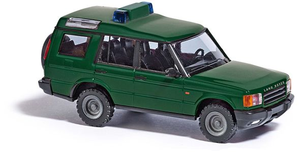 Land Rover Discovery, Zoll