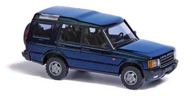 Land Rover Discovery »Metallica«, Blau