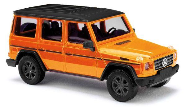 Mercedes-G 08, Turing, Orange