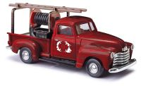 Chevrolet Pick-up, Firedepartment