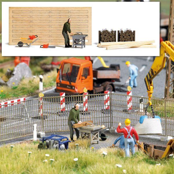 Action Set: Baukreissäge