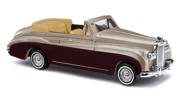 Bentley Serie III Cabrio, Metallic Gold