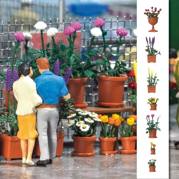 Blumentopf-Set
