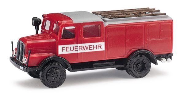 ESPEWE: IFA S4000 TLF mit Bauchbinde