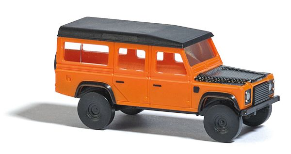 Land Rover Defender »Orange«