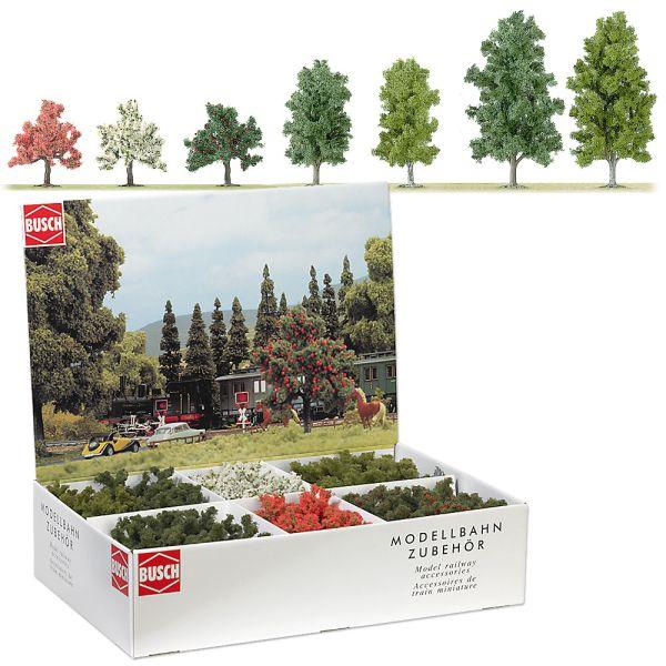 Großpackung: 45 Laub- und Obstbäume