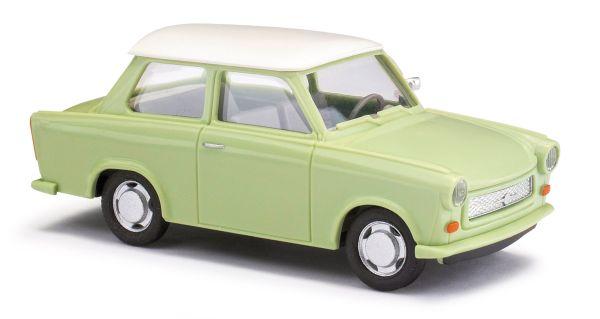 Trabant P601 Limousine, Grün/weißes Dach