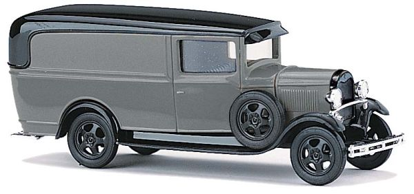 Ford Model AA, Grau