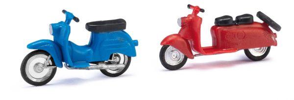 MH:Berliner Roller/Schwalbe, Rot/Blau