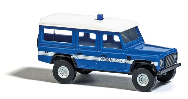 Land Rover Defender »Gendamerie«