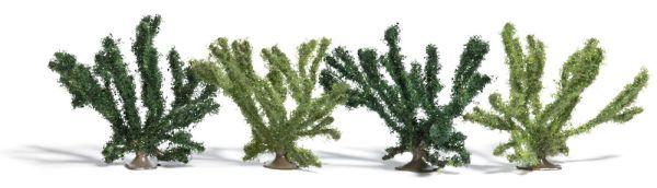 4 Sommerbüsche
