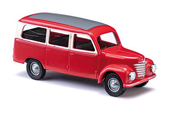 Framo V901/2 Bus Weinrot/Beige