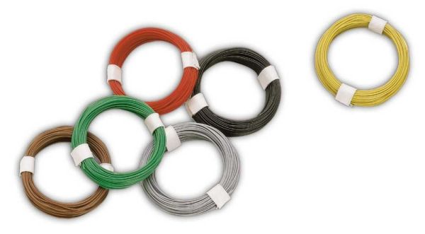 Micro-Kabel rot