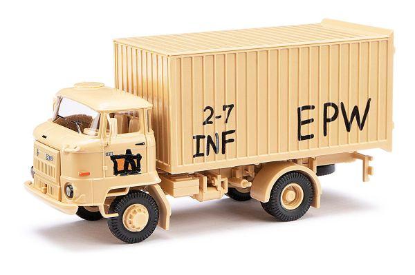 ESPEWE: IFA L60 ETK, Irak Beutefahrzeug