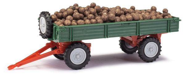 MH: Anhänger T4 mit Kartoffeln, Grün