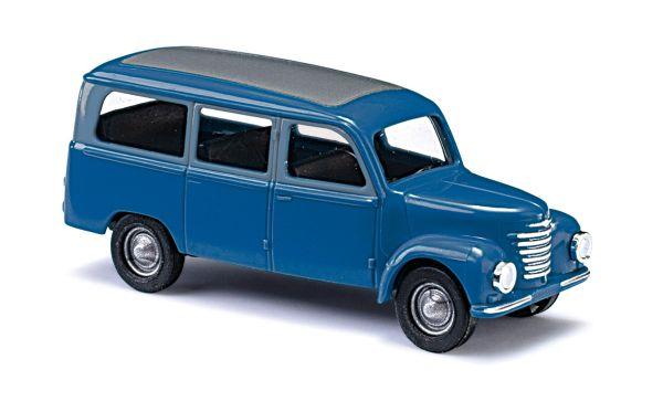 Framo V901/2 Bus, Blau/Grau