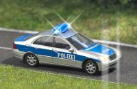 Polizei Mercedes