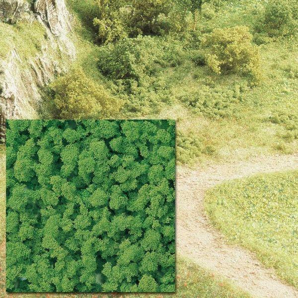 Schaumstoff-Flocken hellgrün