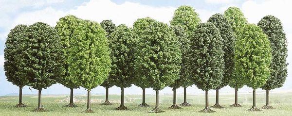 15 Laubbäume