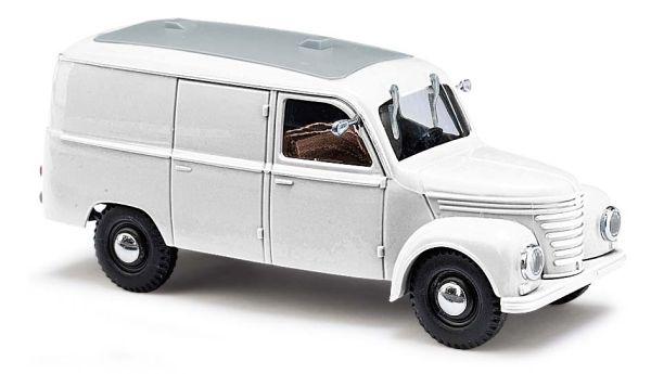 Bausatz: Framo V901/2 Kastenwagen, Weiß